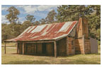 Frys Hut (Crop)- Cross Stitch Chart