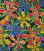 Funky Flowers (Crop) - Cross Stitch Chart
