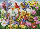Garden Gossip - Cross Stitch Chart