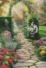Garden Path - Cross Stitch Chart