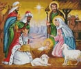 Gifts for the Newborn King - Cross Stitch Chart