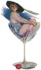 Glass Lady - Cross Stitch Chart