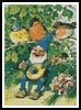 Gnome Song - Cross Stitch Chart
