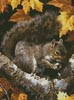Golden Season (Crop) - Cross Stitch Chart