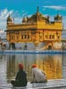 Golden Temple - Cross Stitch Chart