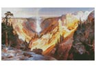 Grand Canyon of the Yellowstone - Cross Stitch Chart