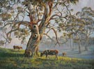 Gresford Gum 2 - Cross Stitch Chart