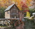 Grist Mill - (Facebook Group) Cross Stitch Chart