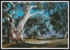 Gum Gully - Cross Stitch Chart