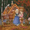 Hansel and Gretel - Cross Stitch Chart