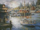 Harbor - Cross Stitch Chart