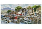 Harbour Painting - Cross Stitch Chart