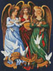 Hark the Herald Angels Sing - Cross Stitch Chart