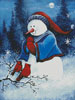 Hello Winter Friends - Cross Stitch Chart