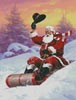Here Comes Santa - Cross Stitch Chart