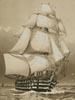 HMS Victoria (1859) - (Facebook Group) Cross Stitch Chart
