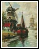 Holland - Cross Stitch Chart