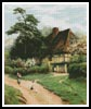 Hollingbourne, Kent - Cross Stitch Chart