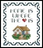 Tiny Home Sampler - Cross Stitch Chart