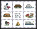 Home Sampler - Cross Stitch Chart