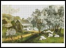 American Homestead - Spring