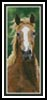 Horse Bookmark - Cross Stitch Chart