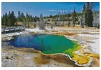 Hot Springs - Cross Stitch Chart