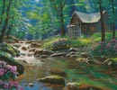 I'd Rather be Fishing (Large) - Cross Stitch Chart