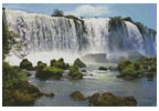 Iguazu Falls - Cross Stitch Chart