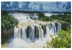 Iguazu Falls Photo - Cross Stitch Chart
