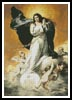Immaculate Conception - Cross Stitch Chart