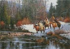Indian Winter - Cross Stitch Chart