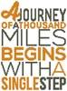 Inspirational Quote 2 - Cross Stitch Chart