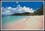 Island - Cross Stitch Chart