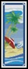 Island Bookmark 2 - Cross Stitch Chart