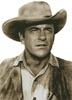 James Arness (Sepia) - Cross Stitch Chart