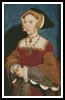 Jane Seymour - Cross Stitch Chart