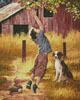 Just out of Reach - Cross Stitch Chart