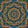 Kaleidoscope 1 - Cross Stitch Chart