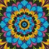 Kaleidoscope 3 (Crop) - Cross Stitch Chart