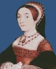Katherine Howard - Cross Stitch Chart