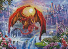 Kingdom with Dragons - Cross Stitch Chart