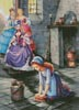 Kitchen Chores - Cross Stitch Chart