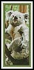 Koala Bookmark - Cross Stitch Chart