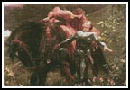 La Belle Dam Sans Merci - Cross Stitch Chart