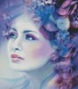 Lady Lilac - Cross Stitch Chart