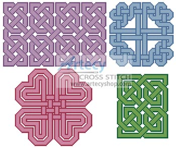 Celtic Design Collection 2 - Cross Stitch Chart - Click Image to Close