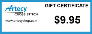 $9.95 Gift Certificate - Click Image to Close