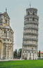 Leaning Tower of Pisa - Cross Stitch Chart