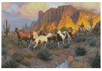 Legends of the West - Cross Stitch Chart